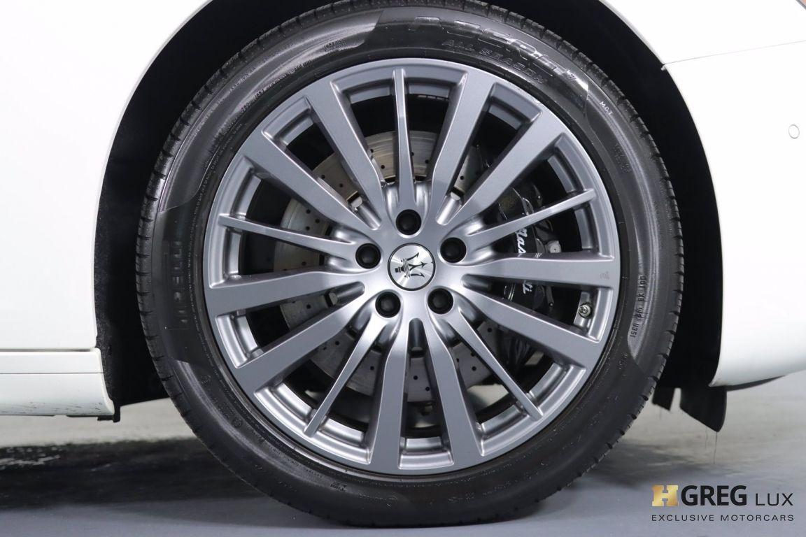 2021 Maserati Ghibli S Q4 GranLusso #12