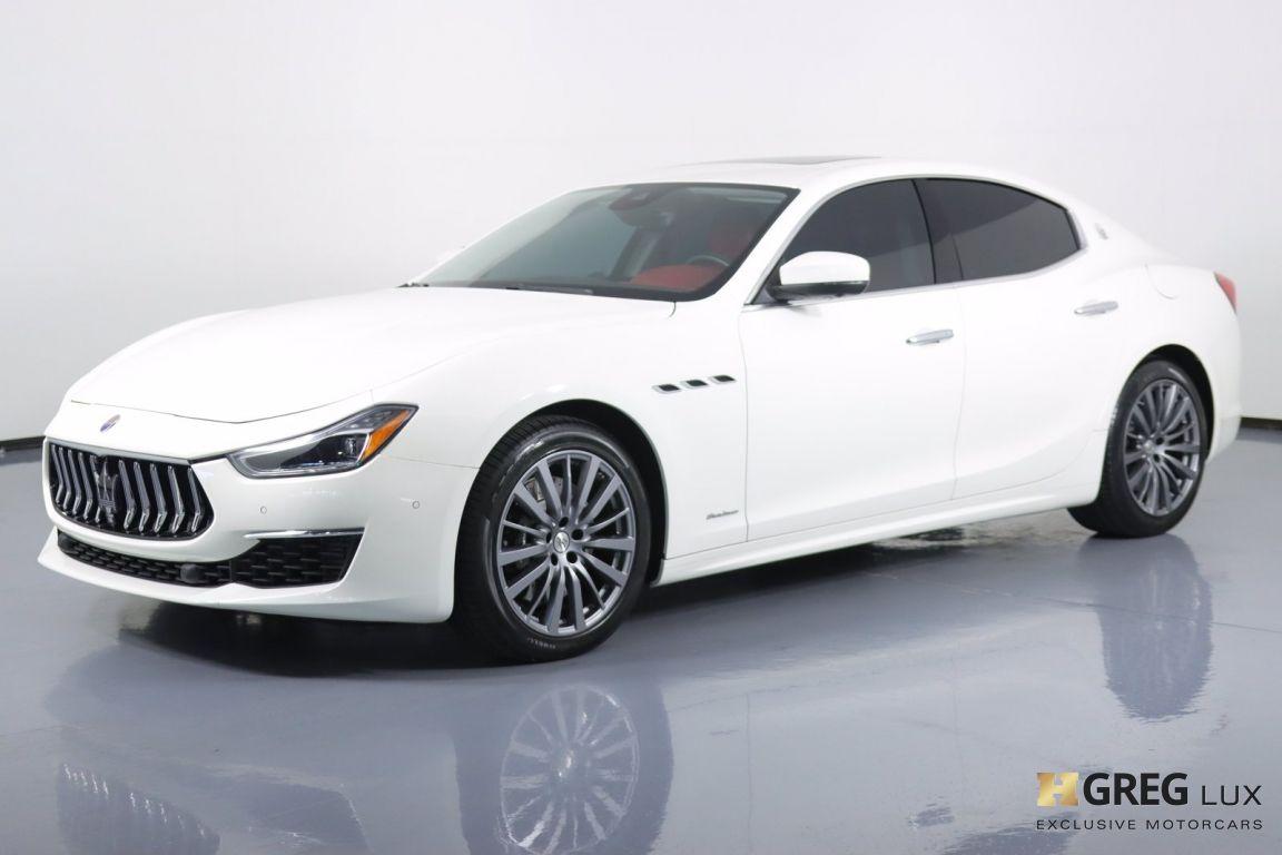 2021 Maserati Ghibli S Q4 GranLusso #28