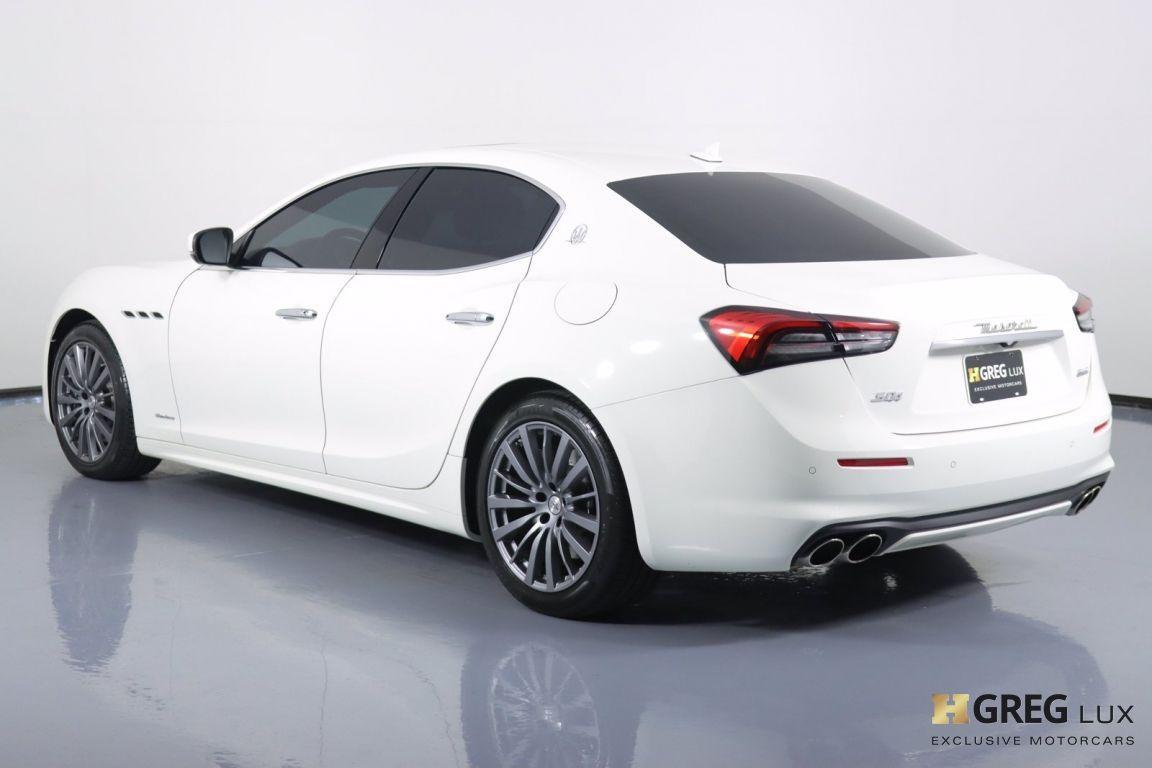 2021 Maserati Ghibli S Q4 GranLusso #21