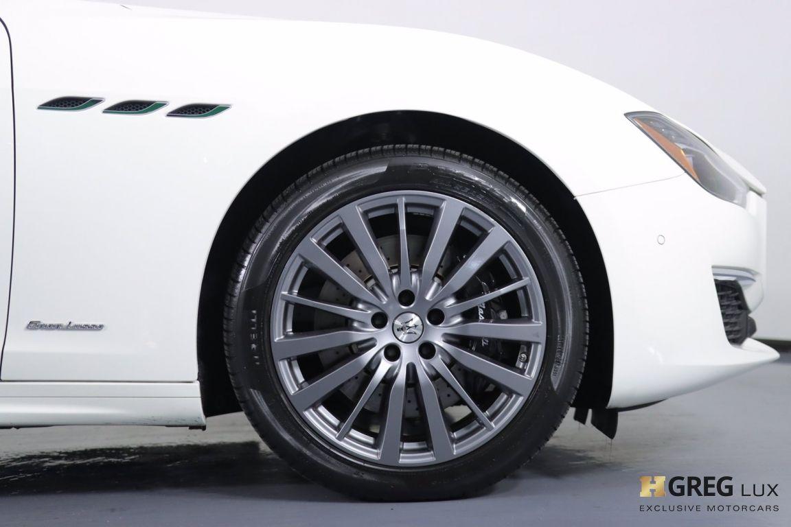2021 Maserati Ghibli S Q4 GranLusso #11