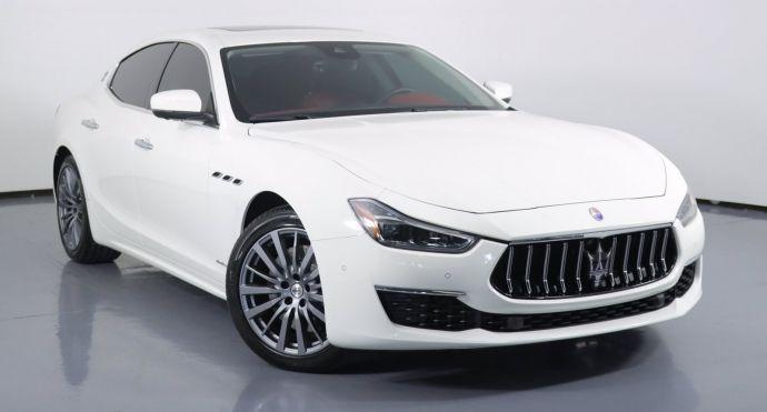 2021 Maserati Ghibli S Q4 GranLusso #0