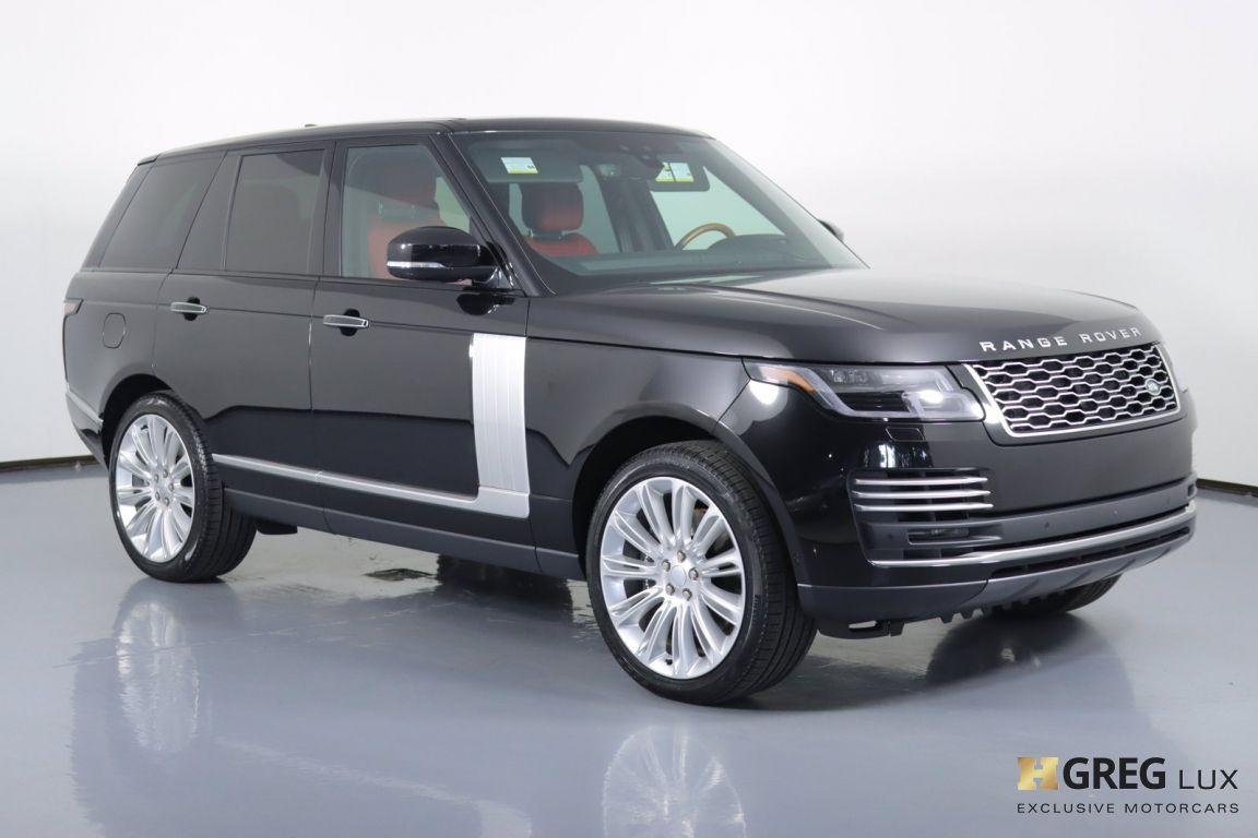 2022 Land Rover Range Rover Autobiography #9