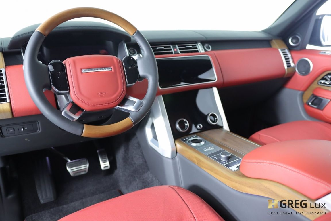 2022 Land Rover Range Rover Autobiography #1