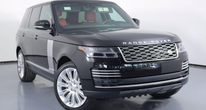 2022 Land Rover Range Rover Autobiography #0