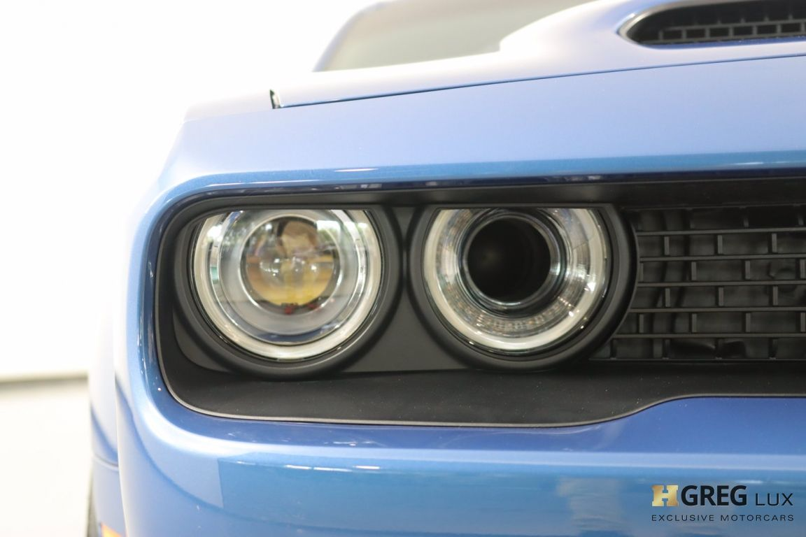 2021 Dodge Challenger SRT Hellcat Redeye Widebody #4