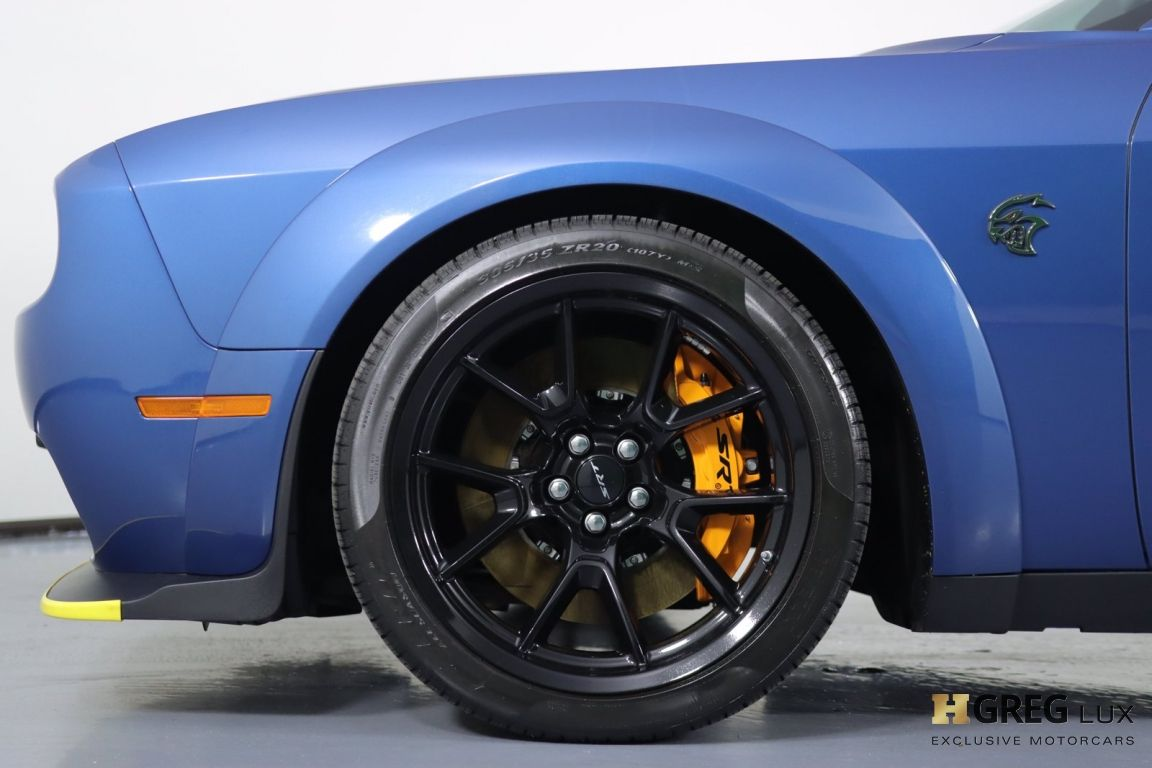 2021 Dodge Challenger SRT Hellcat Redeye Widebody #21