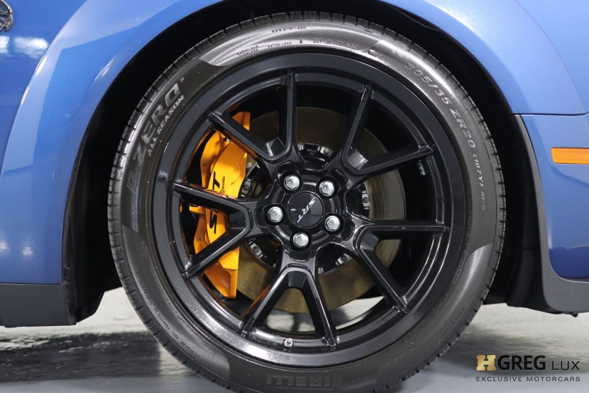 2021 Dodge Challenger SRT Hellcat Redeye Widebody #12