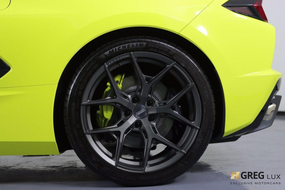 2020 Chevrolet Corvette 2LT #28