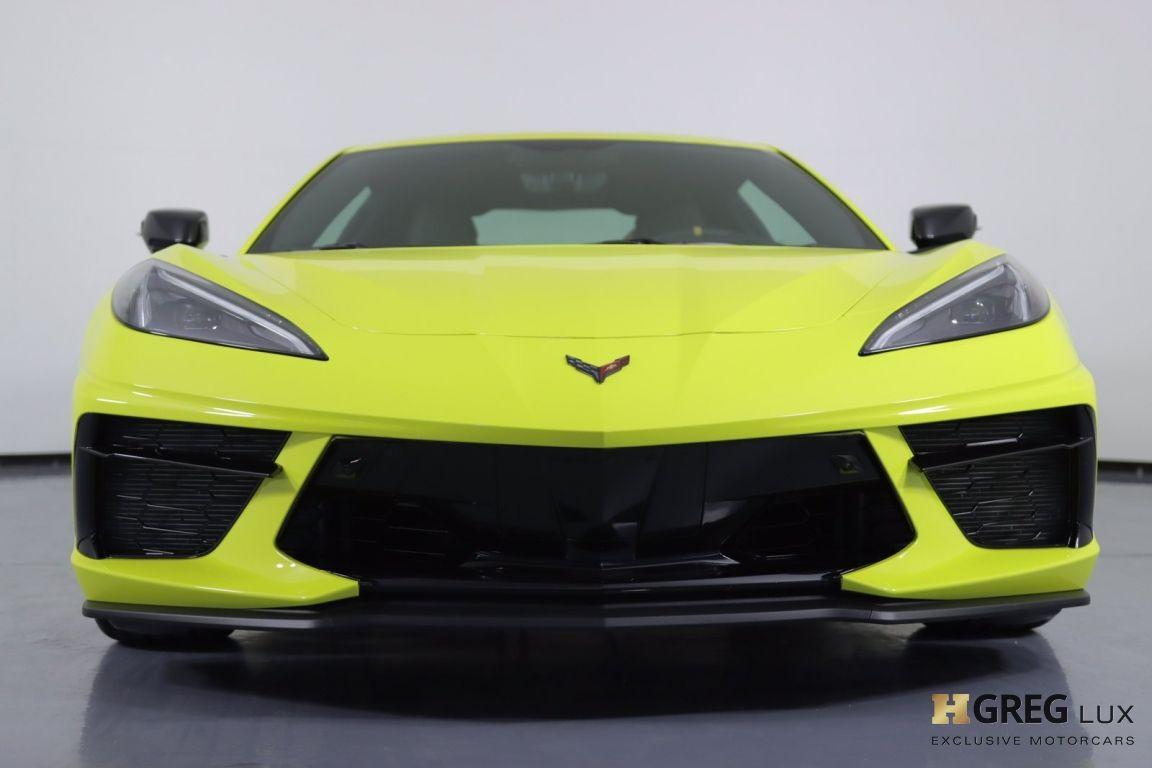2020 Chevrolet Corvette 2LT #3