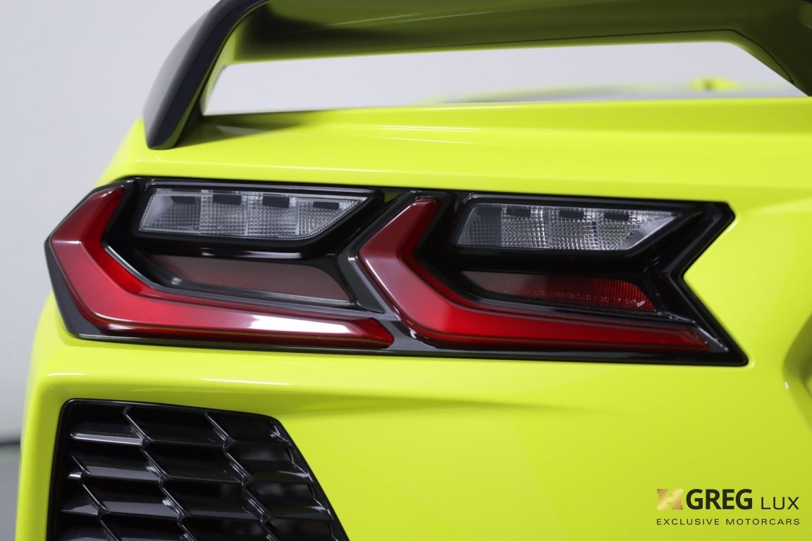2020 Chevrolet Corvette 2LT #19