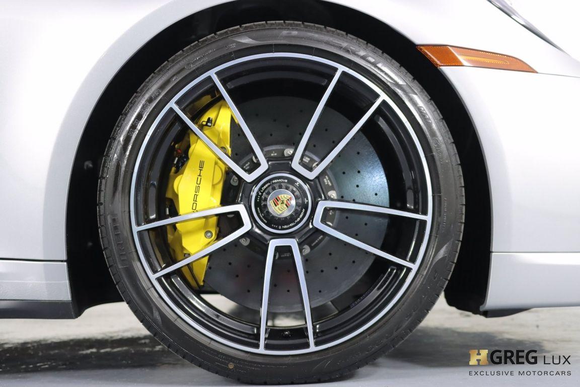 2021 Porsche 911 Turbo S #14