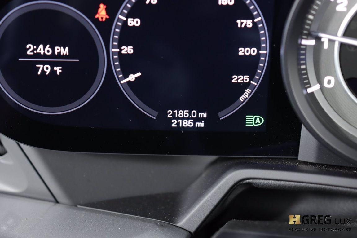 2021 Porsche 911 Turbo S #47