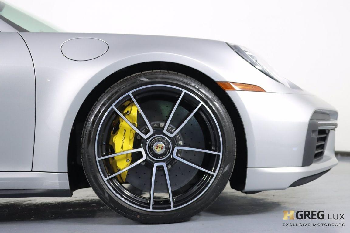 2021 Porsche 911 Turbo S #13
