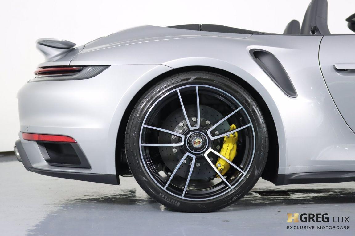 2021 Porsche 911 Turbo S #15