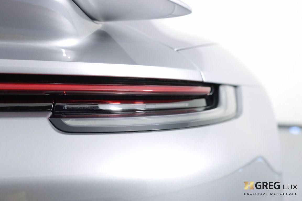 2021 Porsche 911 Turbo S #20