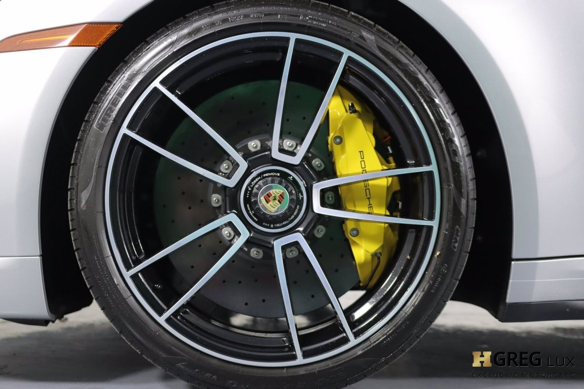 2021 Porsche 911 Turbo S #25