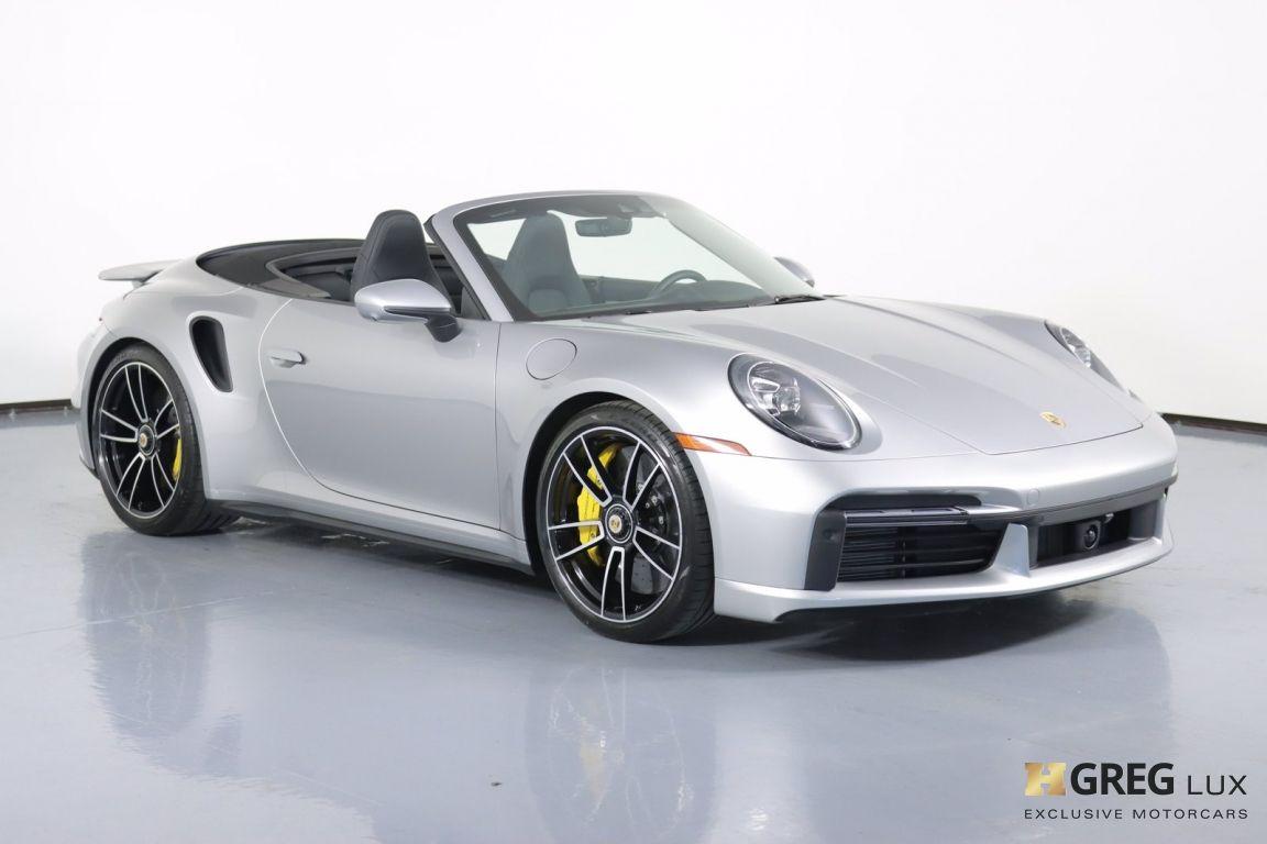 2021 Porsche 911 Turbo S #11