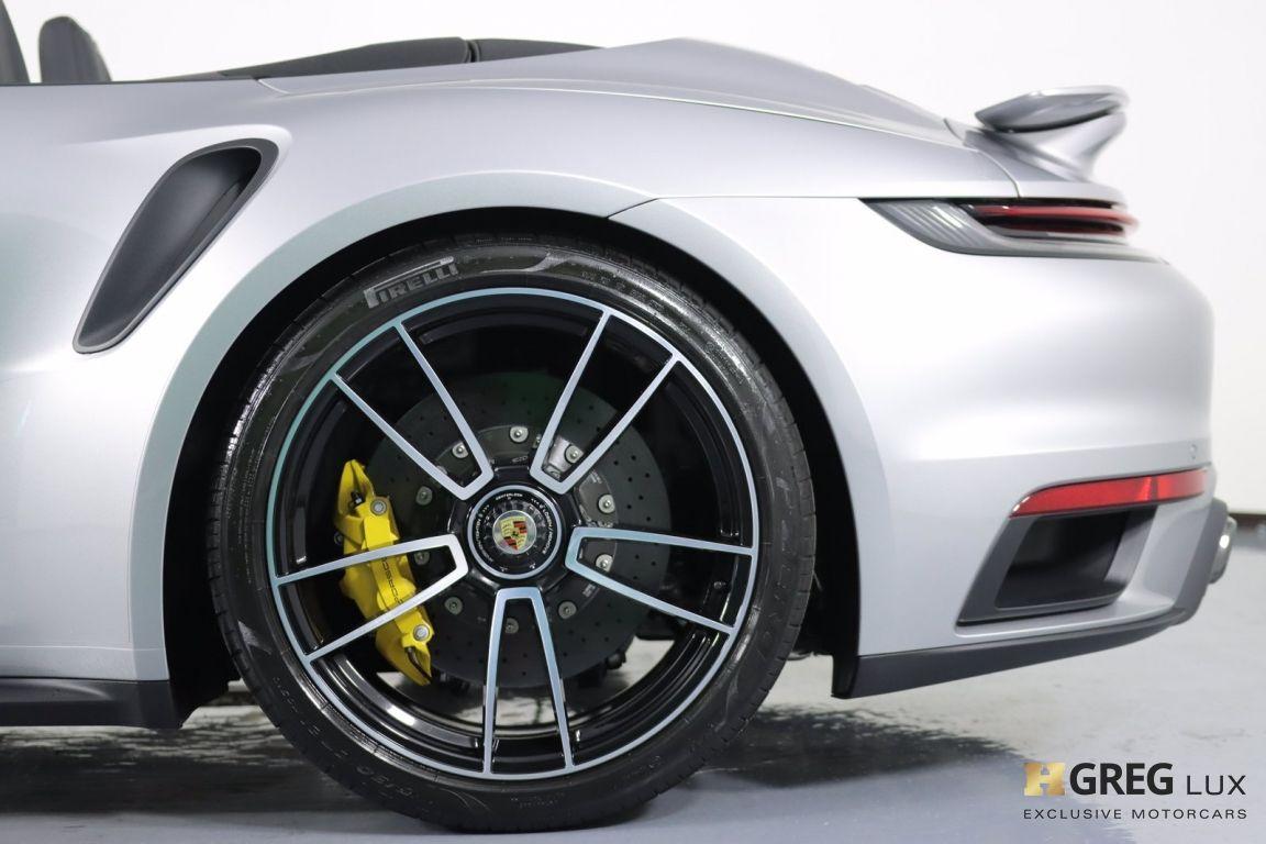 2021 Porsche 911 Turbo S #26