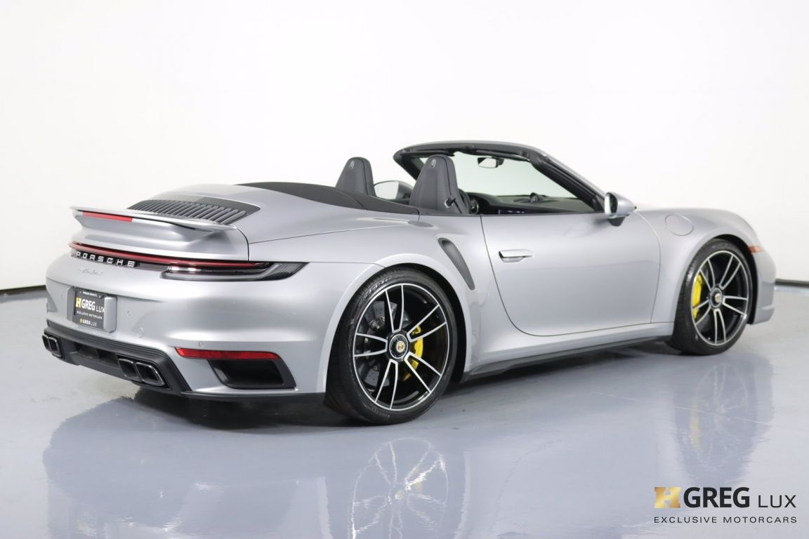 2021 Porsche 911 Turbo S #17