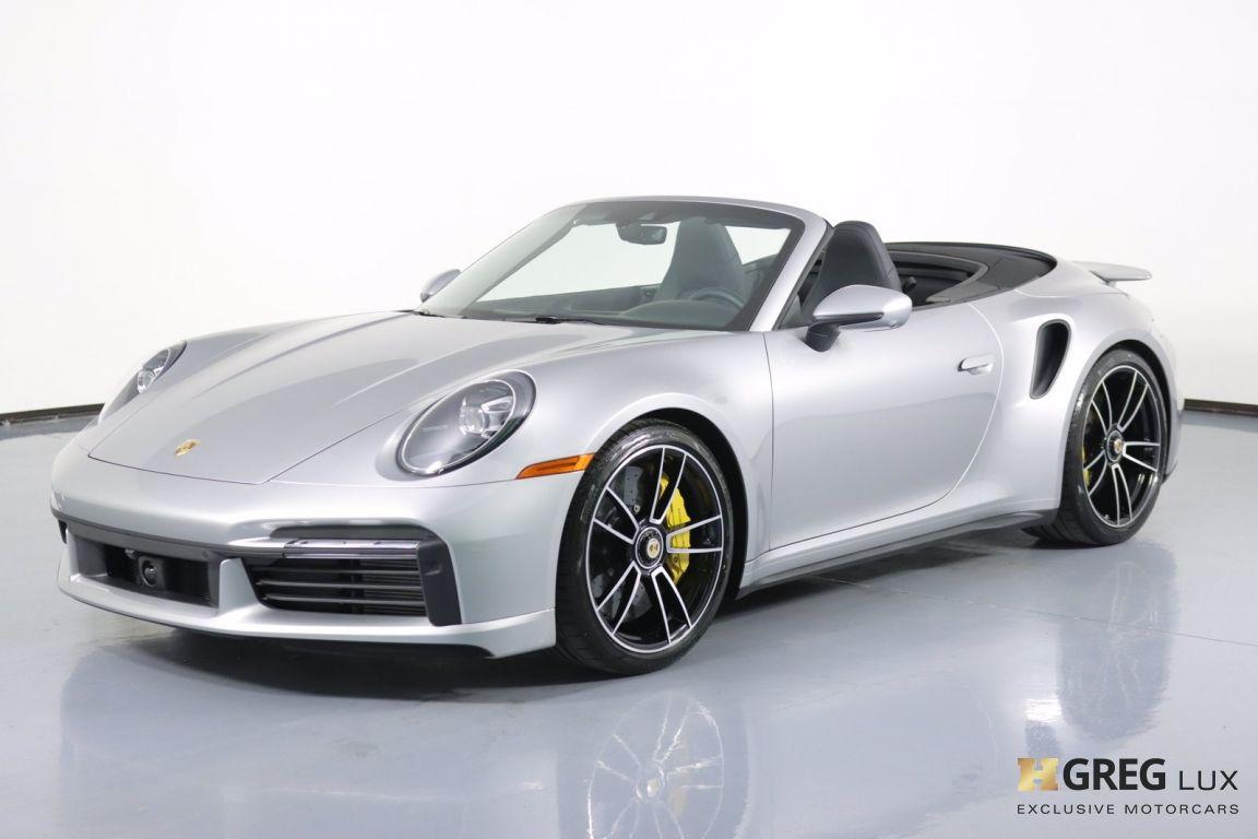 2021 Porsche 911 Turbo S #28