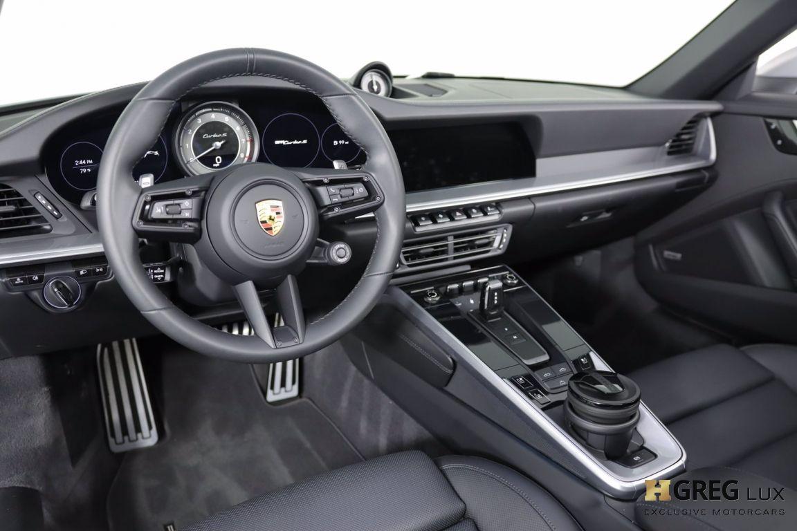 2021 Porsche 911 Turbo S #1