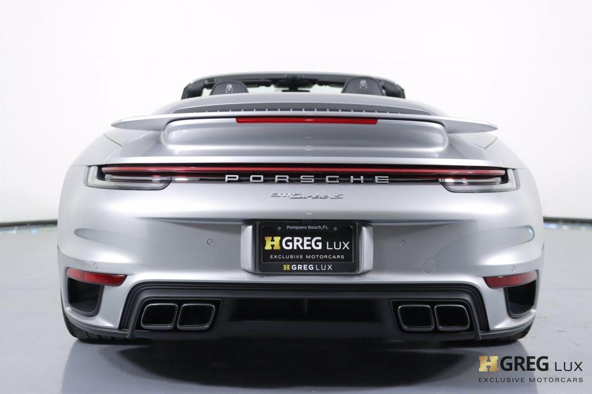 2021 Porsche 911 Turbo S #18