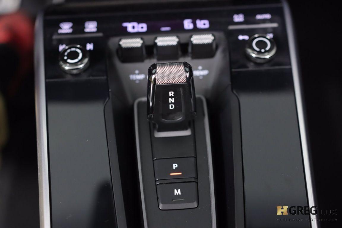 2021 Porsche 911 Turbo S #44