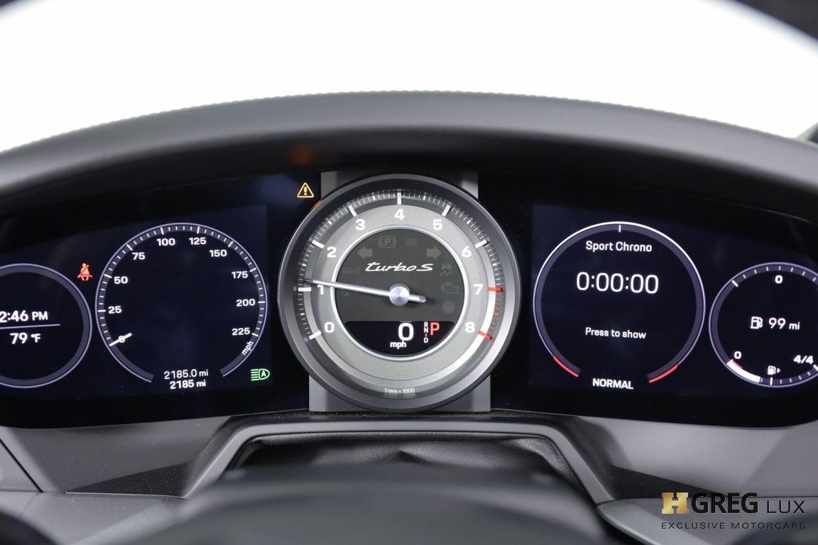 2021 Porsche 911 Turbo S #46
