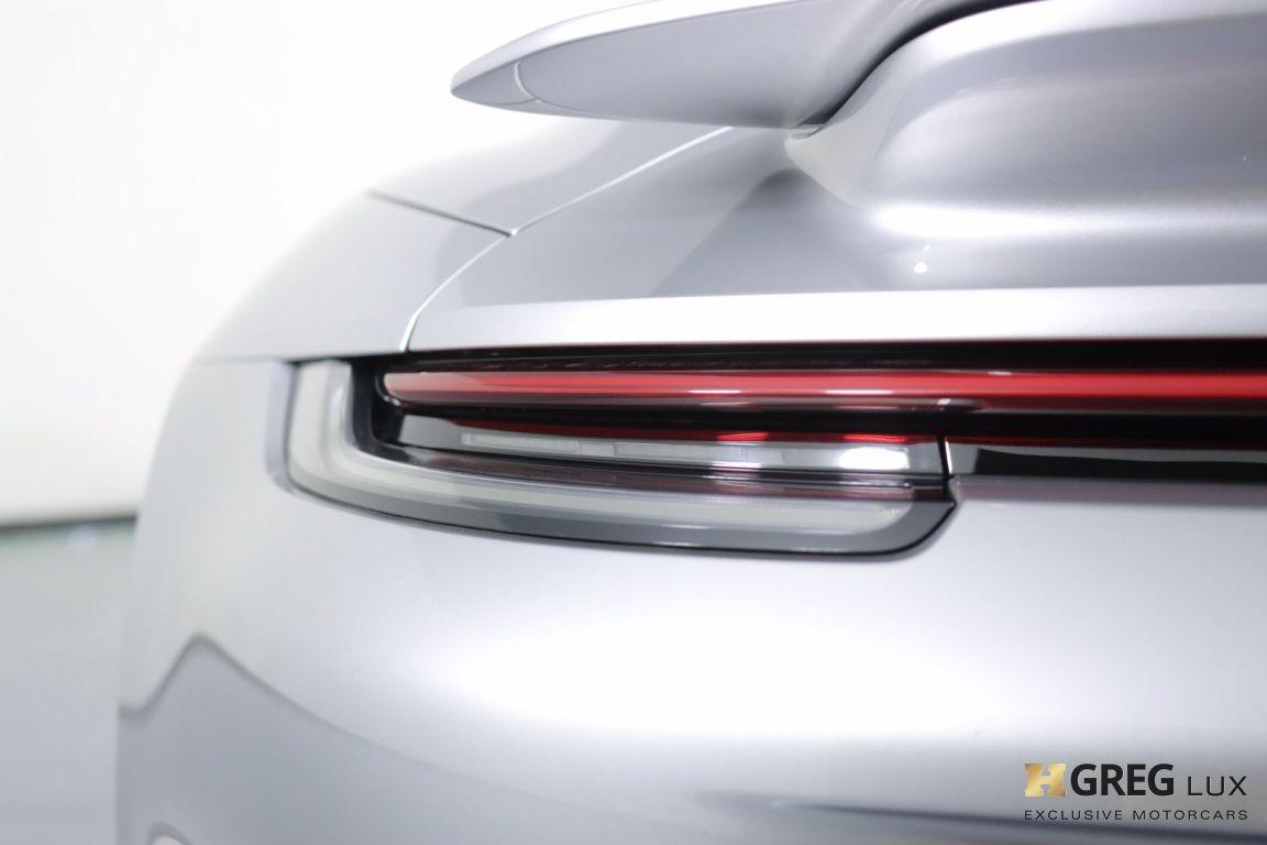 2021 Porsche 911 Turbo S #19
