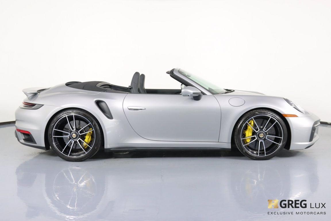 2021 Porsche 911 Turbo S #12
