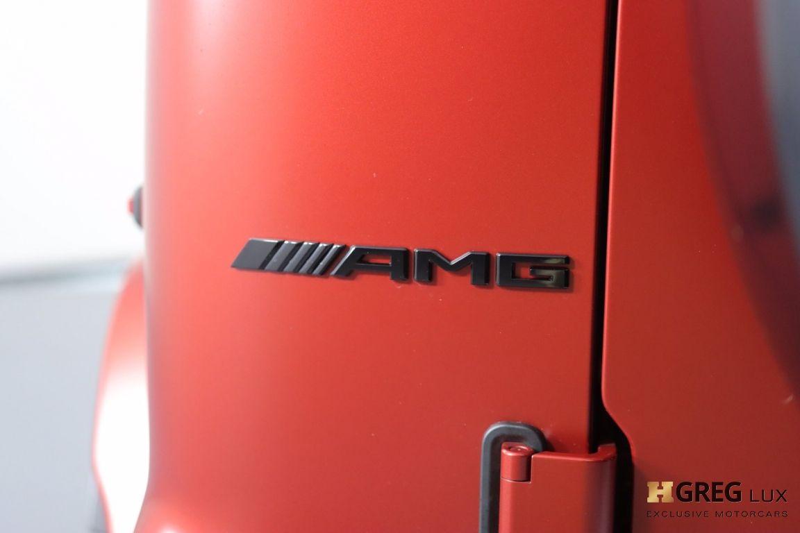 2021 Mercedes Benz G Class AMG G 63 #20