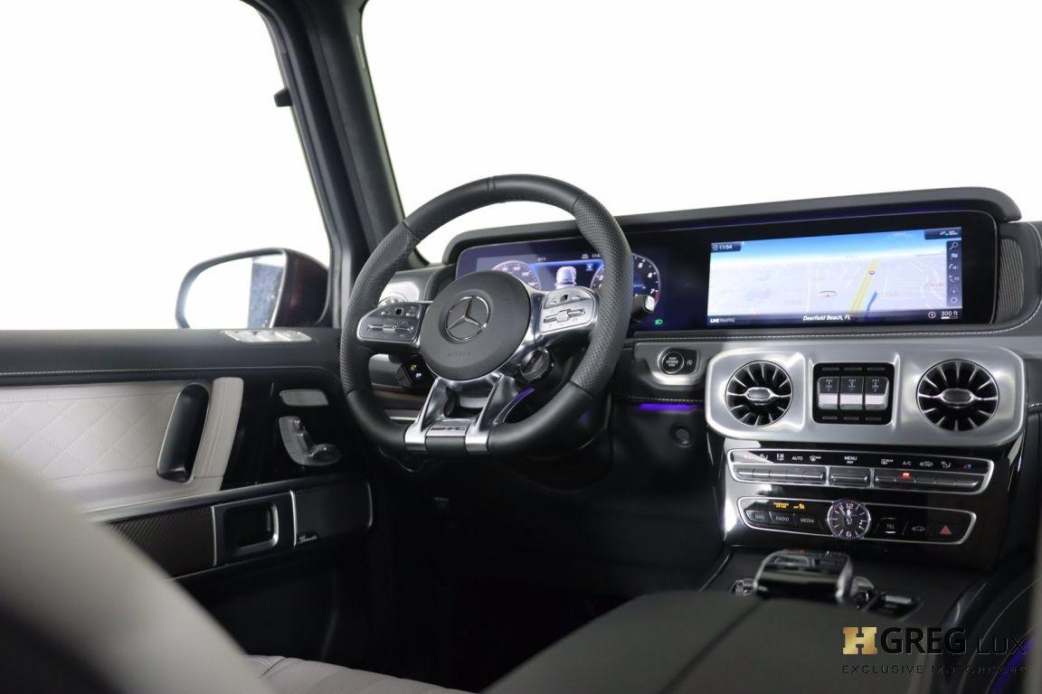2021 Mercedes Benz G Class AMG G 63 #48