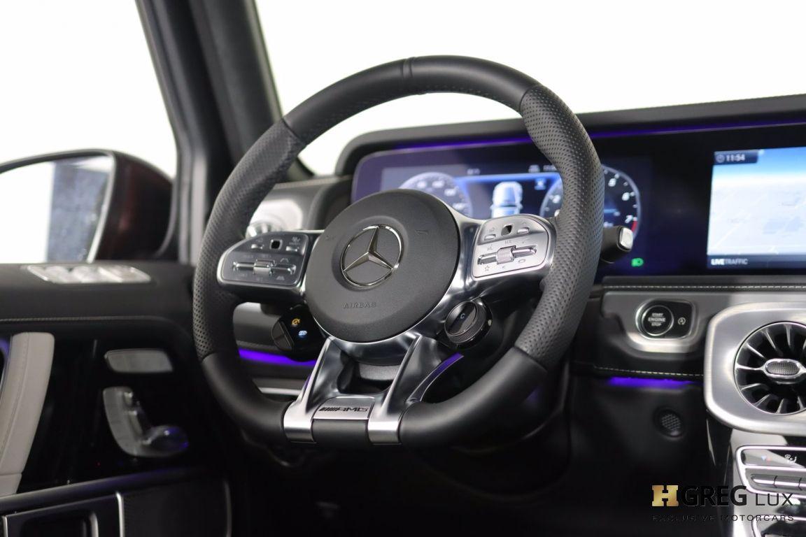 2021 Mercedes Benz G Class AMG G 63 #49