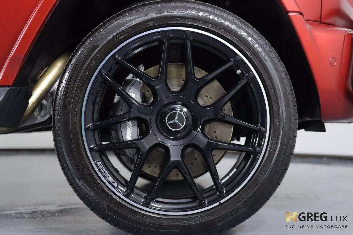 2021 Mercedes Benz G Class AMG G 63 #12