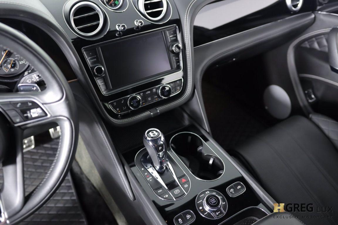 2018 Bentley Bentayga  #39