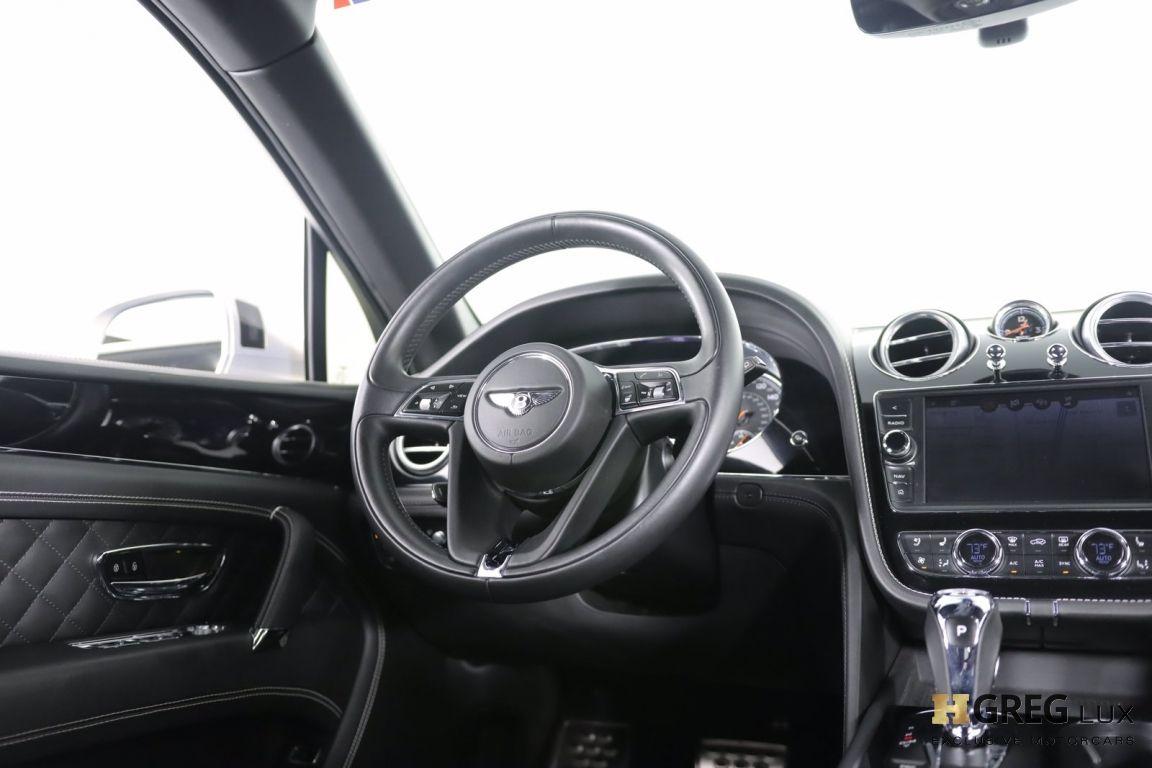 2018 Bentley Bentayga  #46