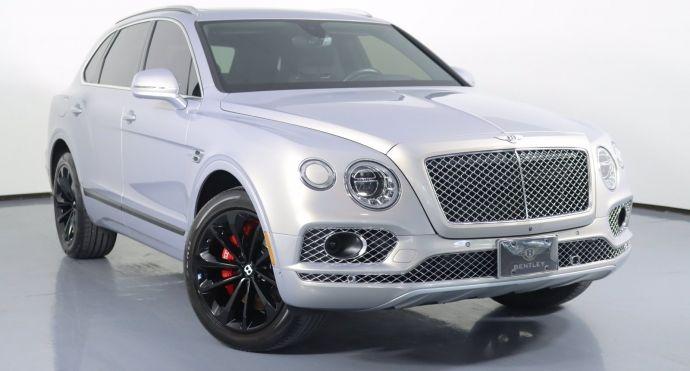 2018 Bentley Bentayga  #0