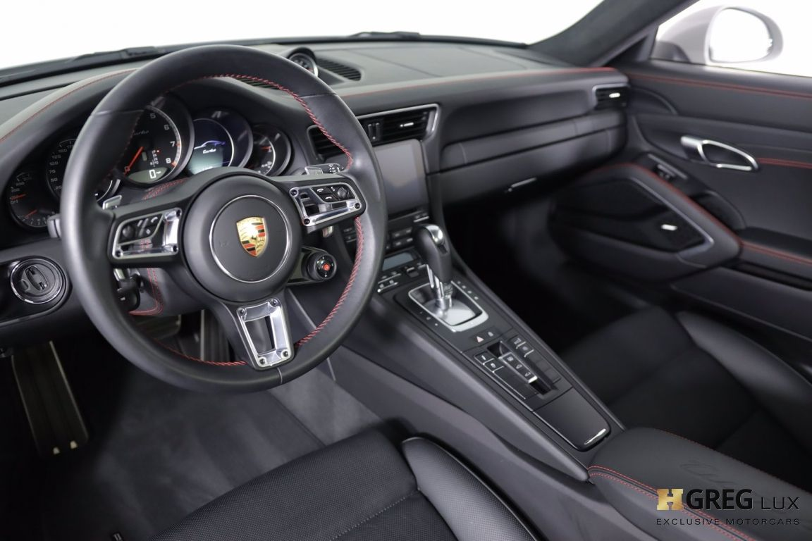 2019 Porsche 911 Turbo #1
