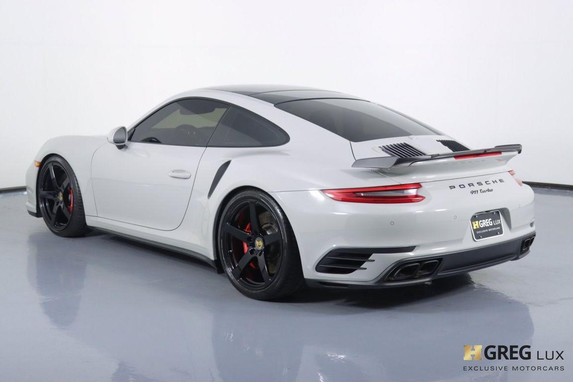 2019 Porsche 911 Turbo #20