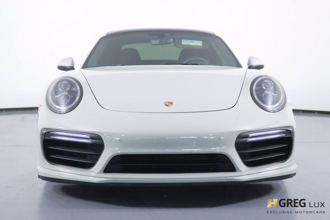 2019 Porsche 911 Turbo #3