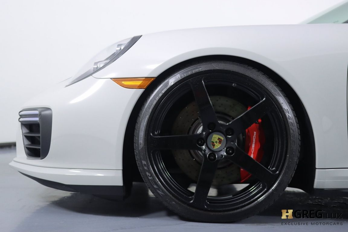 2019 Porsche 911 Turbo #22