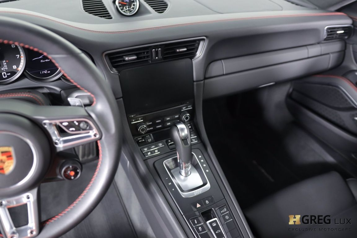 2019 Porsche 911 Turbo #38
