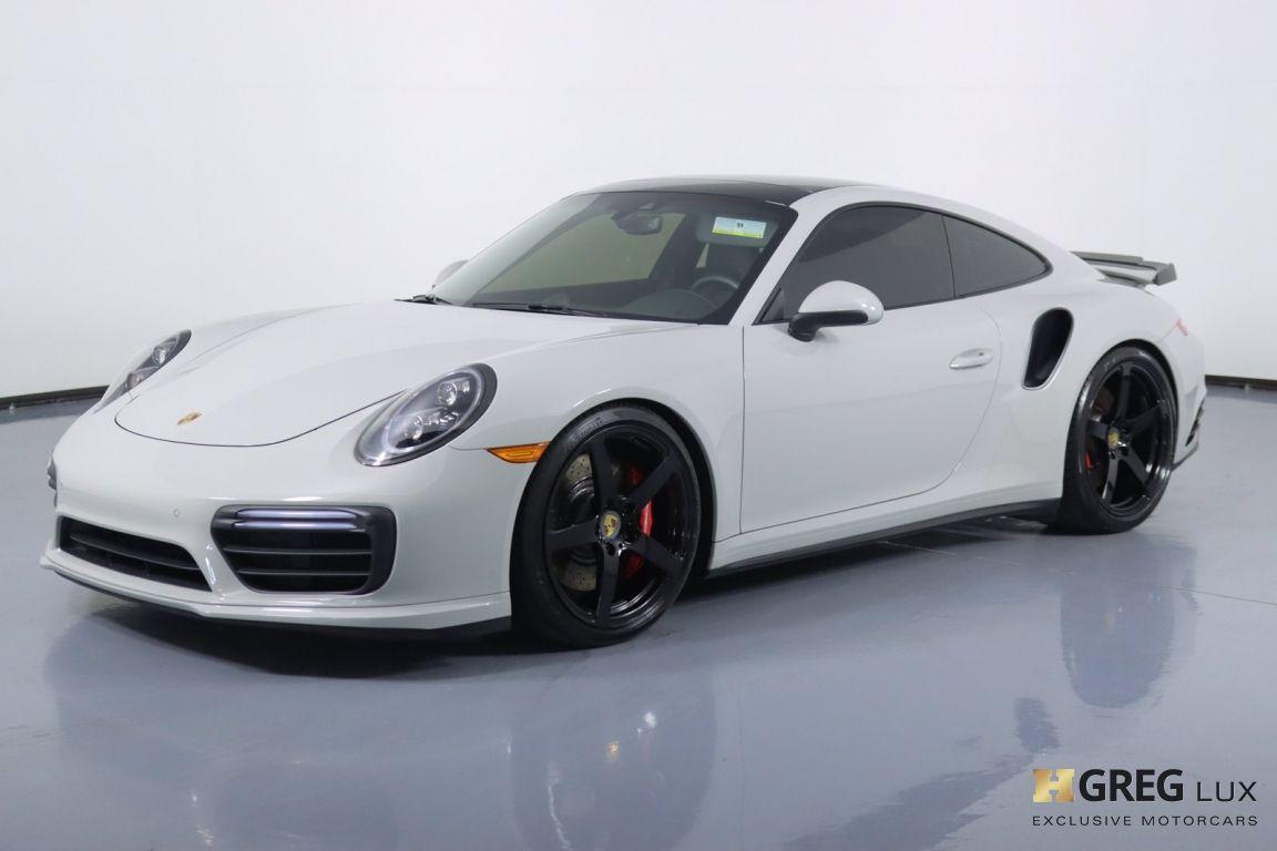 2019 Porsche 911 Turbo #26