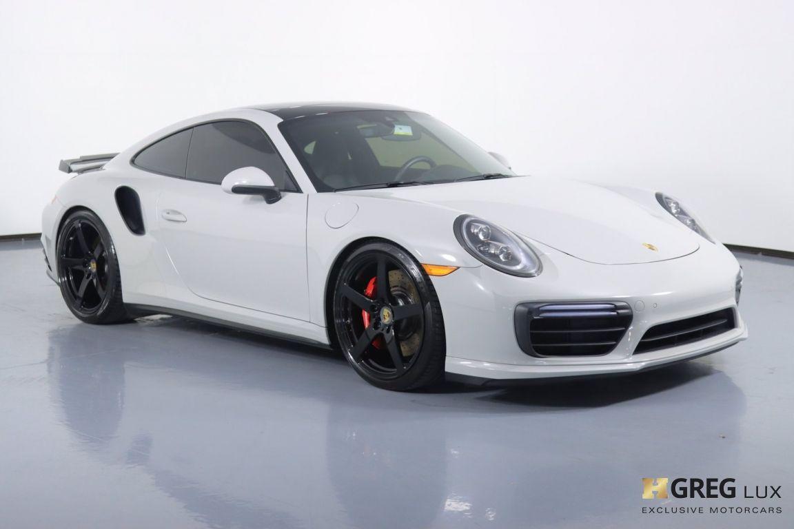 2019 Porsche 911 Turbo #9