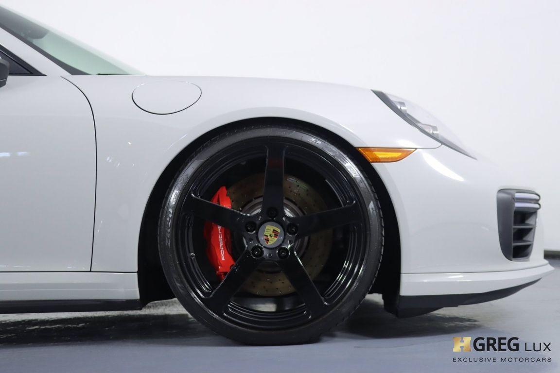 2019 Porsche 911 Turbo #11