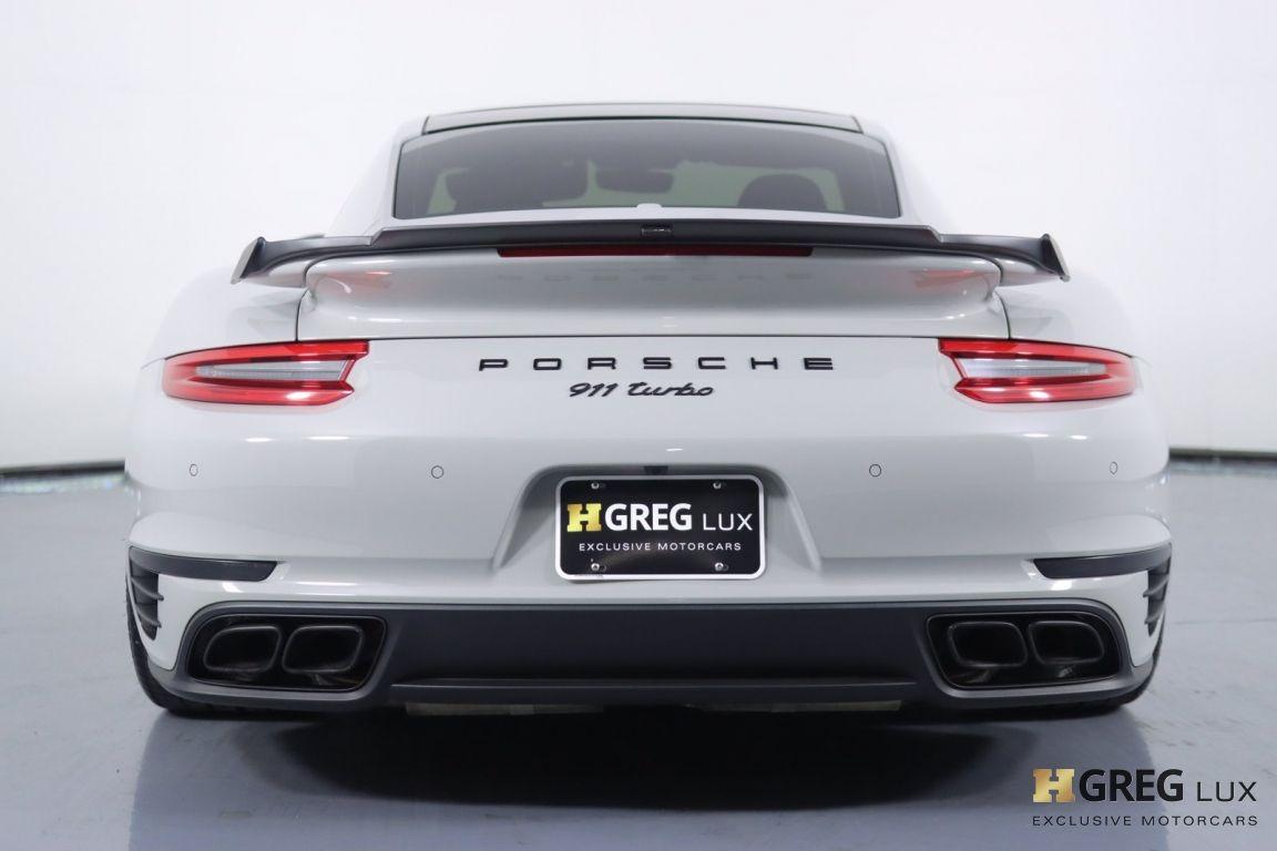 2019 Porsche 911 Turbo #16
