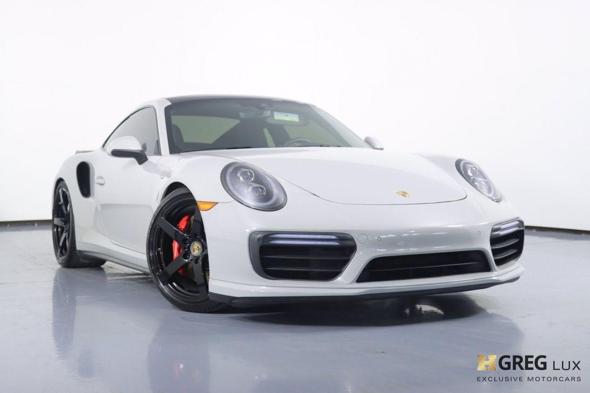 2019 Porsche 911 Turbo #27