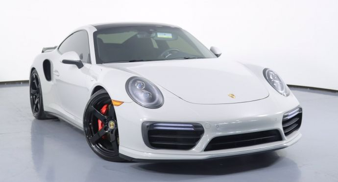 2019 Porsche 911 Turbo #0