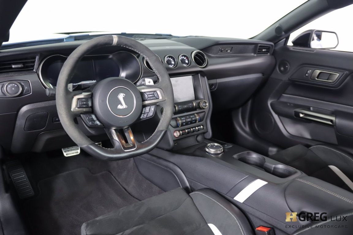 2020 Ford Mustang Shelby GT500 #1