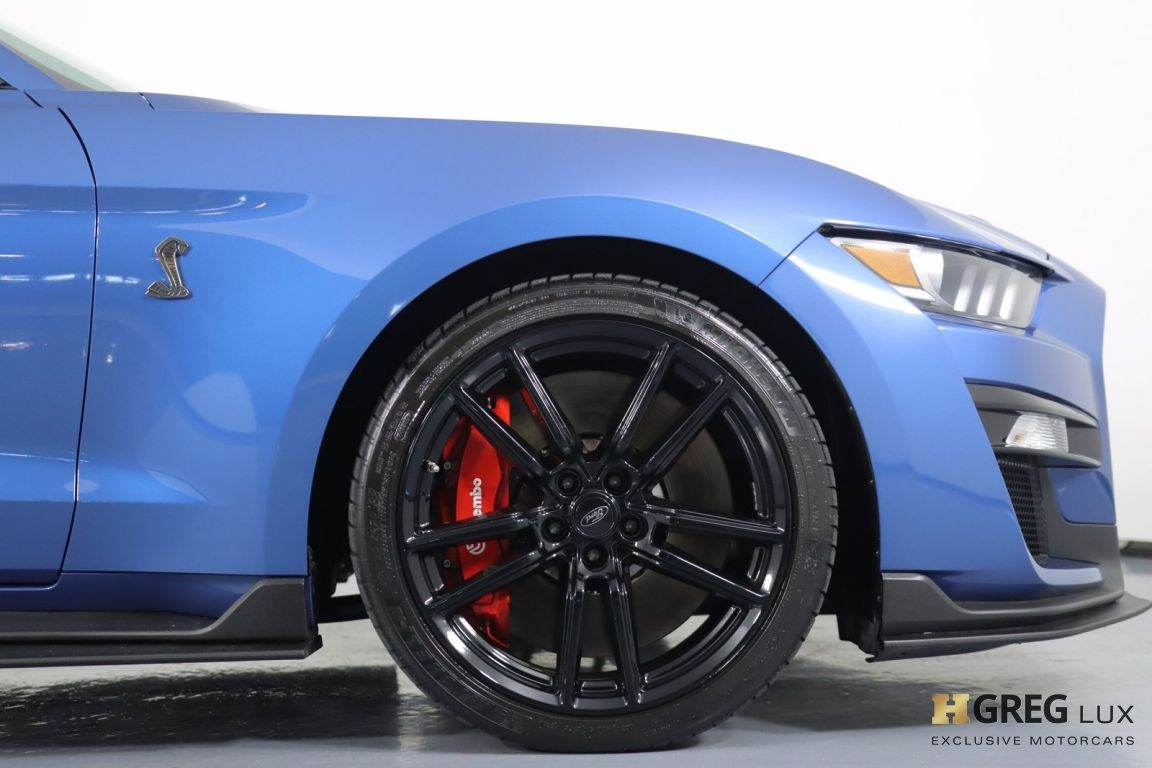 2020 Ford Mustang Shelby GT500 #11